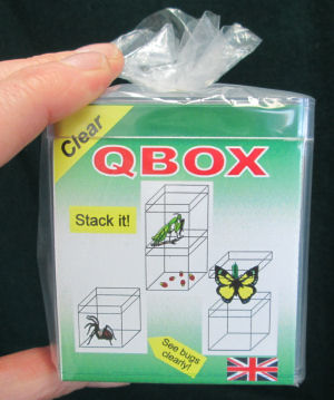 QBOX in packaging